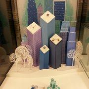 Photo of Tiffany & Company - Toronto, ON, Canada. Love the display - x'mas 2014
