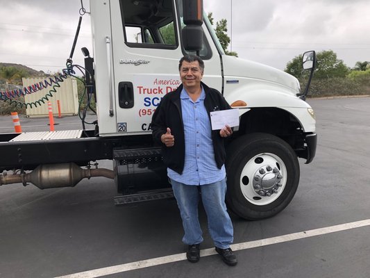 America Truck Driving School 2210 N Main St Ste B Santa Ana Ca