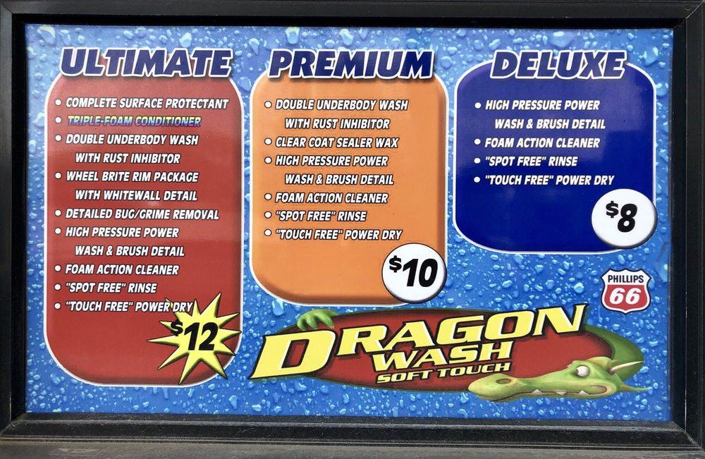 Dragon Wash: 159 W Glenmore Dr, Gretna, NE