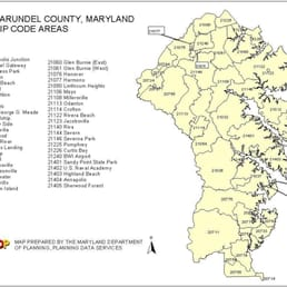 Anne Arundel County Md Zip Codes Www Picturesso Com