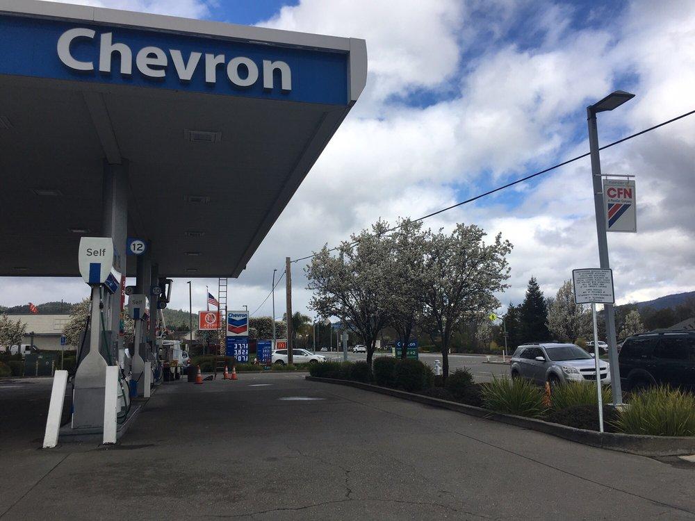 Cloverdale Chevron