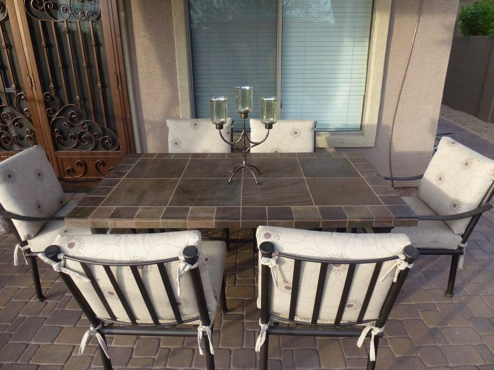 Photos For Arizona Iron Patio Furniture Yelp