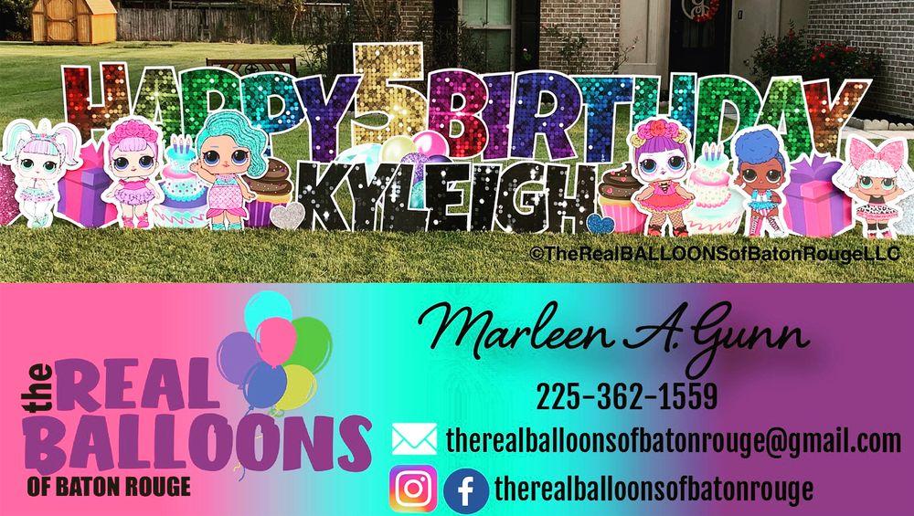 The Real Balloons of Baton Rouge: Baton Rouge, LA