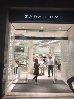 Zara home decoraci n del hogar avinguda diagonal 502 for Decoracion hogar zara home