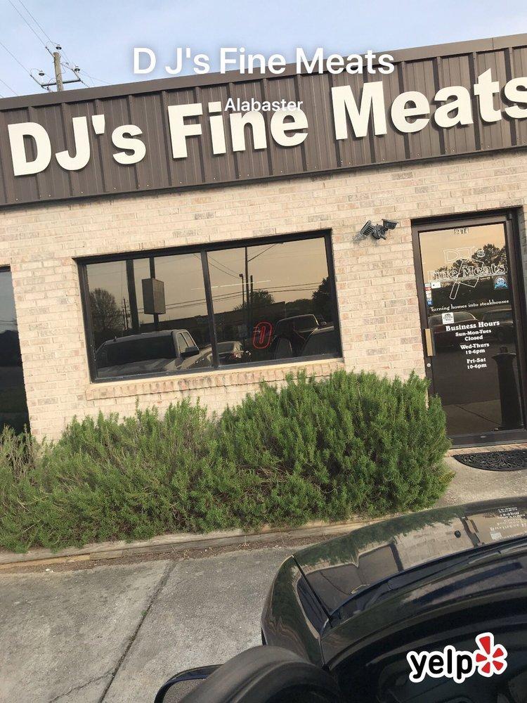 D J's Fine Meats: 9414 Hwy 119, Alabaster, AL