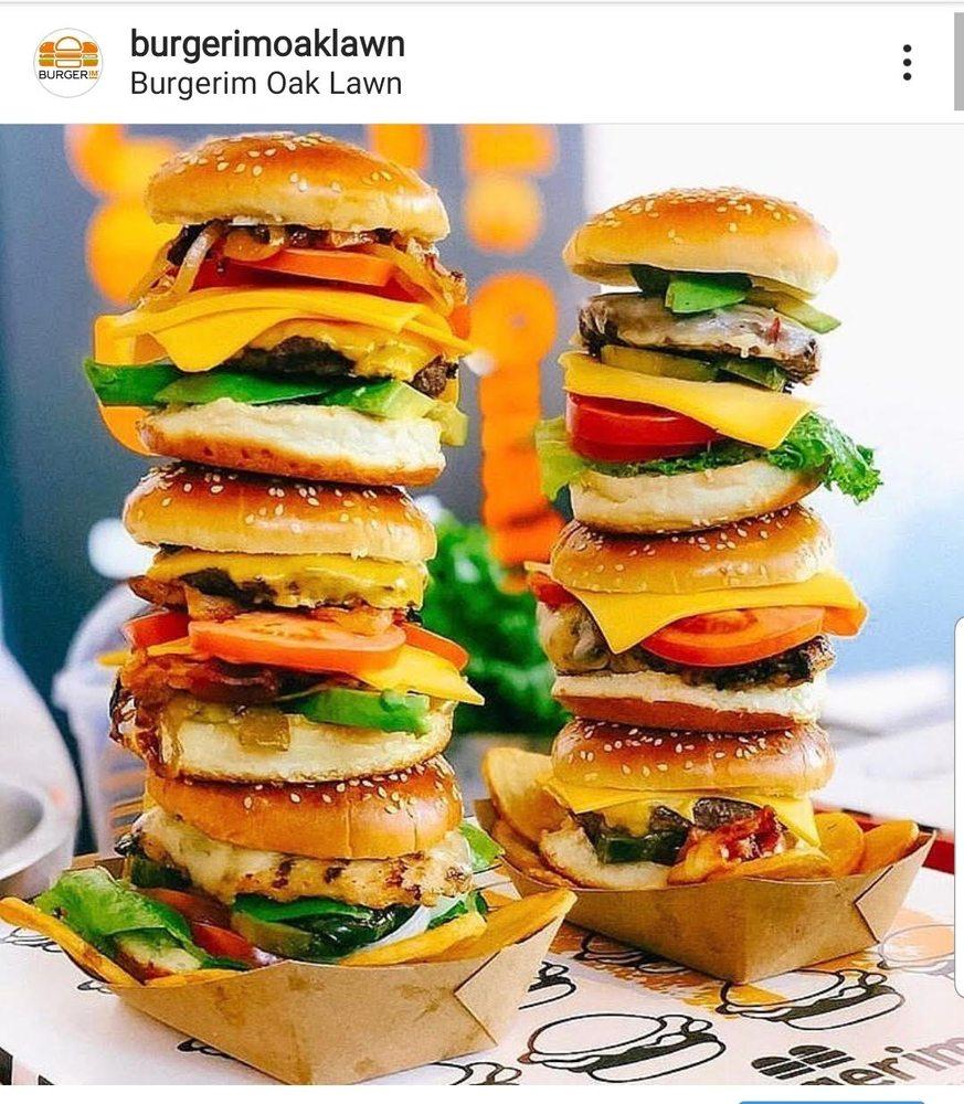 Burgerim: 6762 W 95th St, Oak Lawn, IL