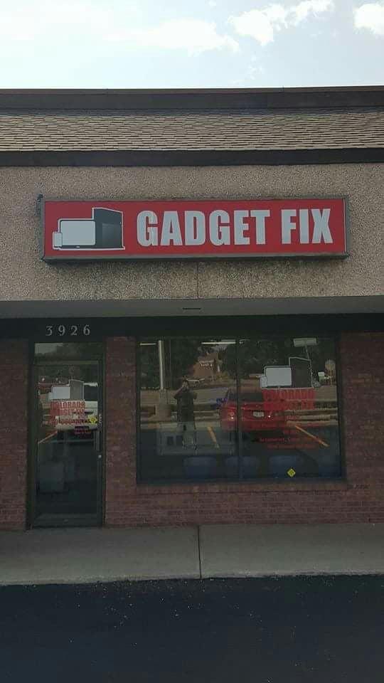 Colorado Gadget Fix