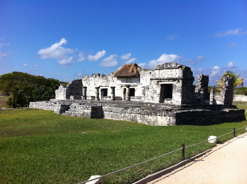 Tulum Mayan Ruins Tour From Cozumel Mexico Port Ncl Yelp