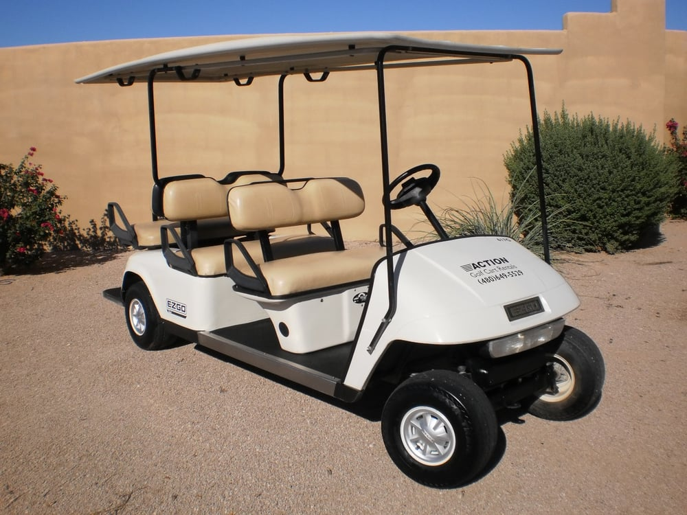 Action Golf Cart Rentals and Sales: 1859 N Rosemont, Mesa, AZ