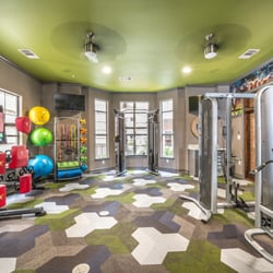 Photo Of The Henderson Luxury Apartments   Fort Worth, TX, United States.  Fitness
