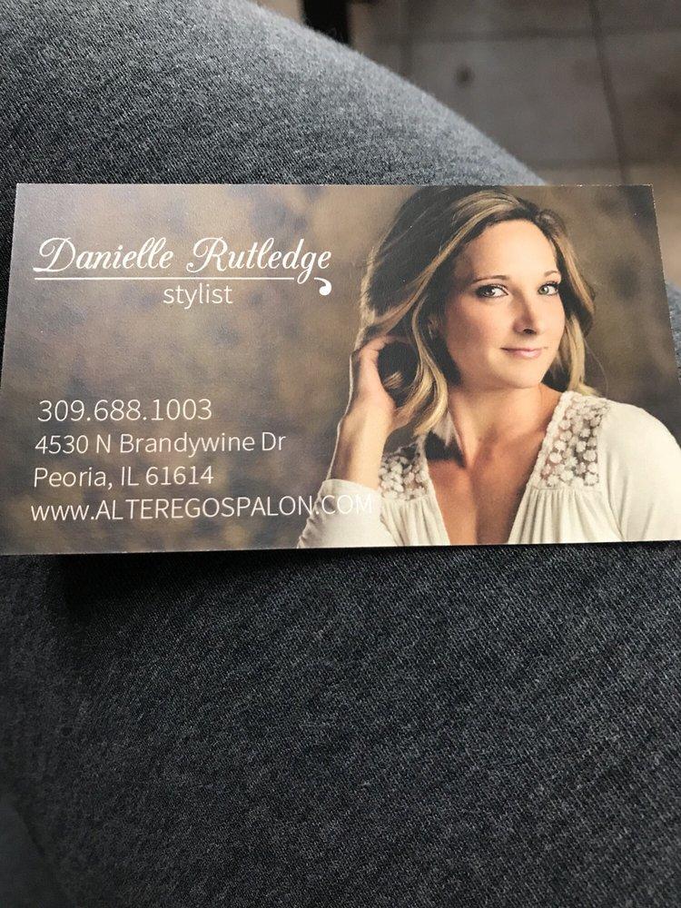 Alter Ego Spalon: 4530 N Brandywine Dr, Peoria, IL