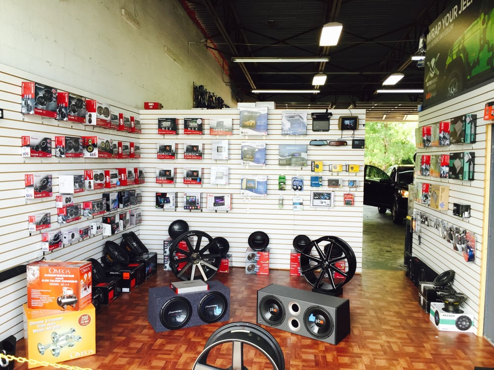 Audio and Tint Warehouse - 63 Photos & 11 Reviews - Car Stereo Installations - 2501 W Sample Rd ...