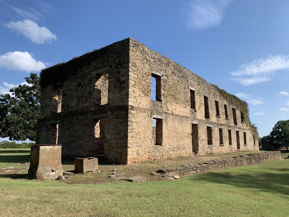 Fort Washita Historic Site: 3348 State Rd 199, Durant, OK