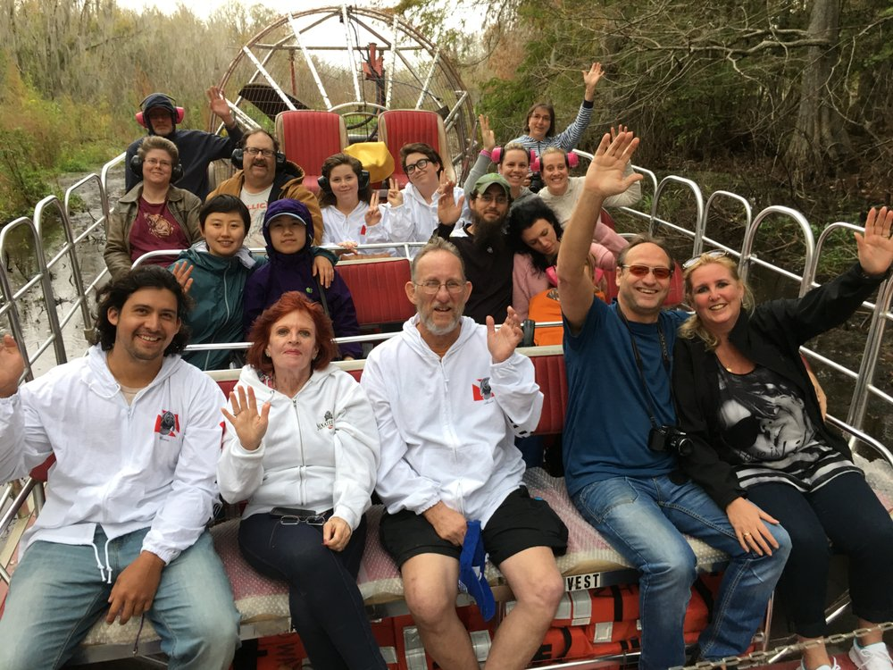 Social Spots from BJ'S Airboat Adventures