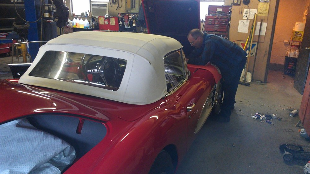 Dave's Import Repair: 6732 Hwy 62 W, Gassville, AR