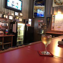 Bull Pen Restaurant Lounge American New Washington Ave 1st