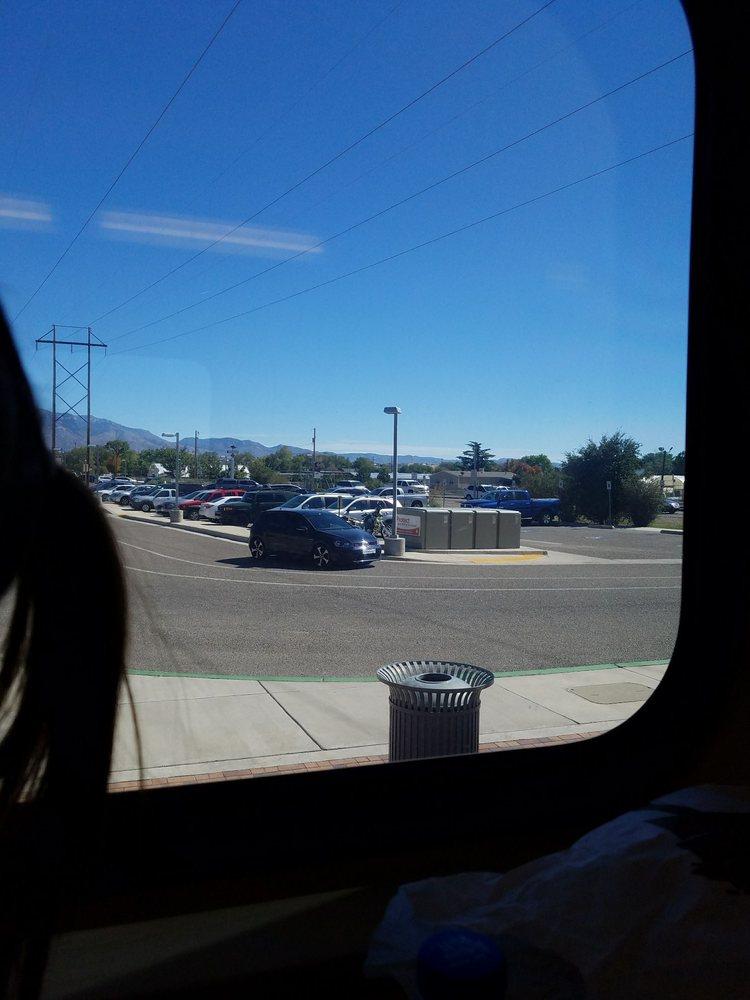 Los Ranchos Railrunner Station