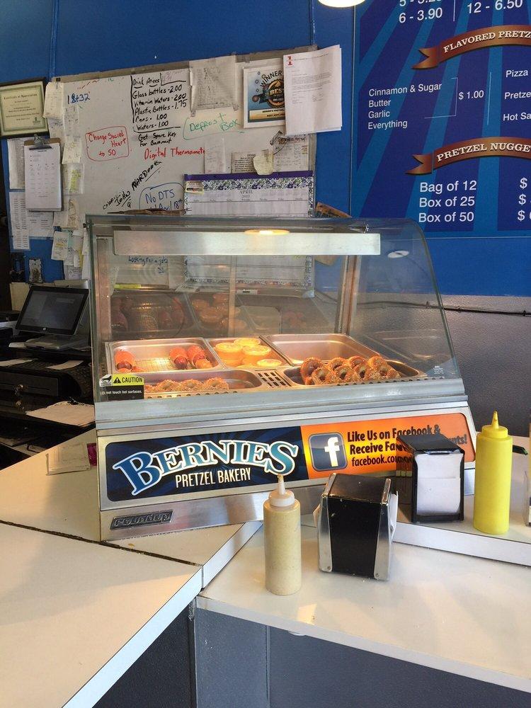 Bernie's Pretzel Bakery: 500 E Providence Rd, Aldan, PA