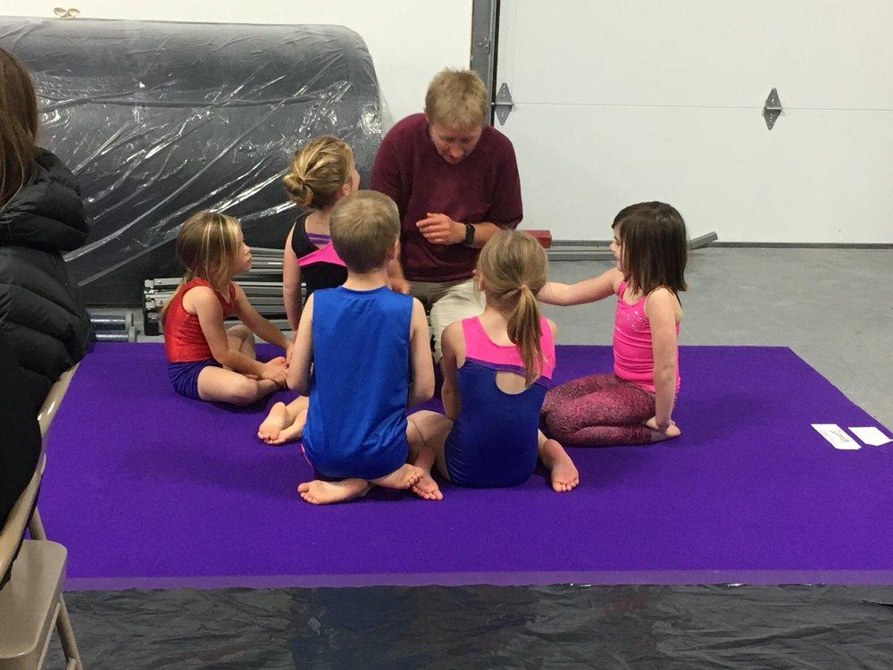 Badger Gymnastics Academy: 201 Moravian Valley Rd, Waunakee, WI