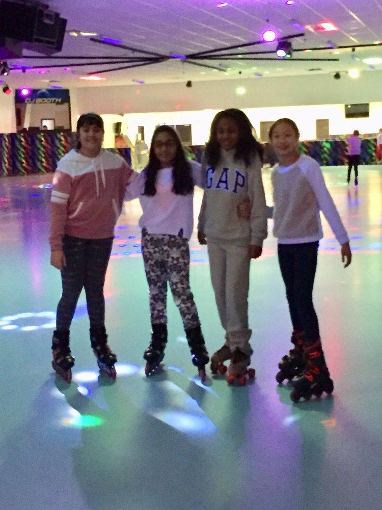 Rainbow Skateland: 1109 Lincoln Ave, Lockport, NY