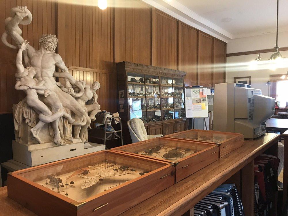 Hearst Free Library: 401 Main St, Anaconda, MT