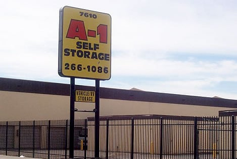 A1 Self Storage  Magasinering  7610 Central Ave SE