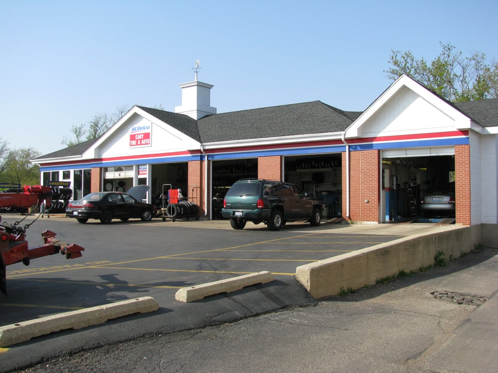 Cary Tire & Auto Center: 112 Crystal St, Cary, IL