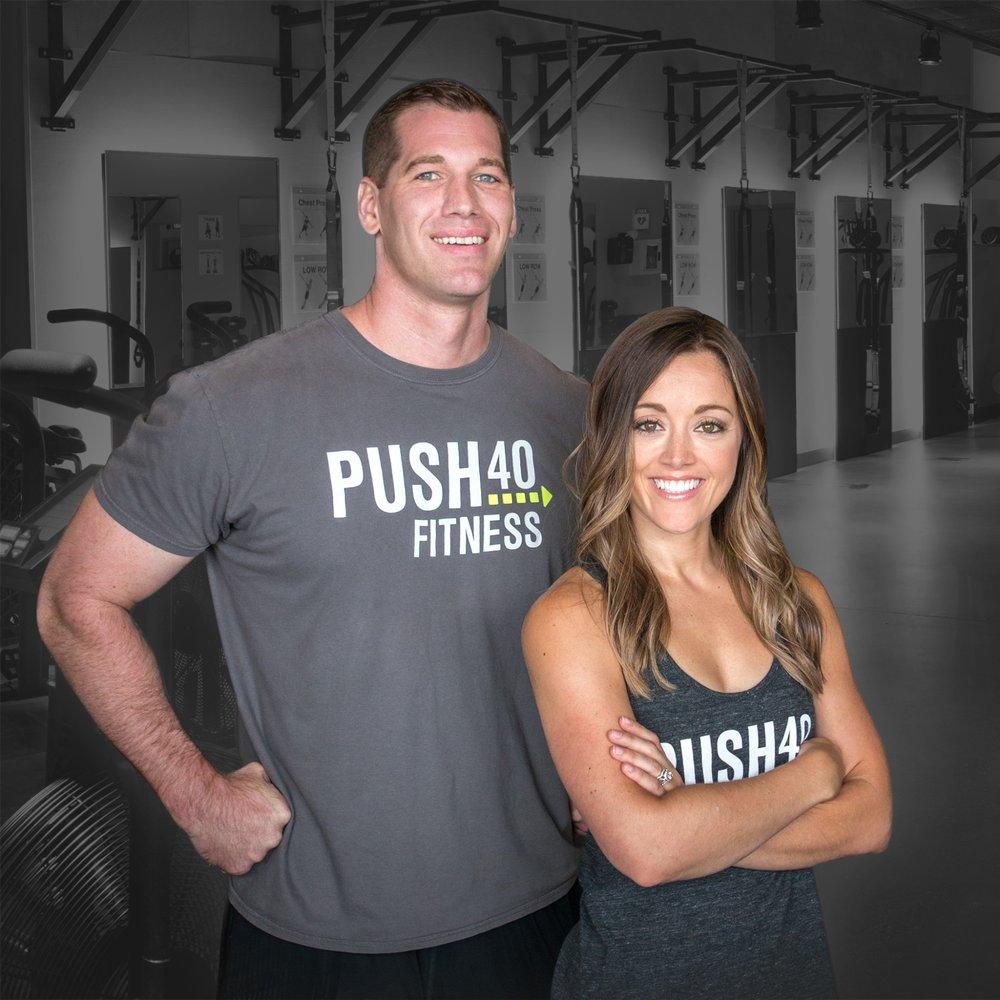Push 40 Fitness: 1025 Washington Pike, Bridgeville, PA