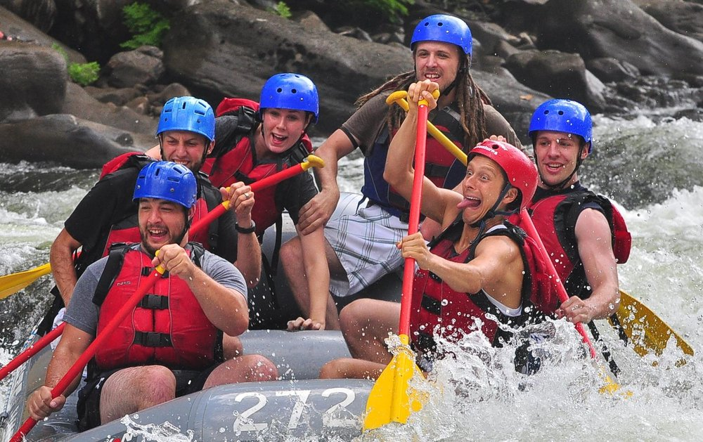 White Water Adventurers: 6 Negley St, Ohiopyle, PA