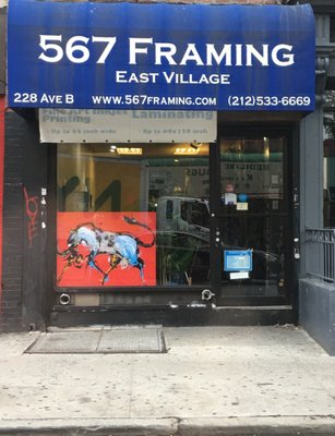 567 Framing 228 Ave B New York, NY Artist Supplies - MapQuest
