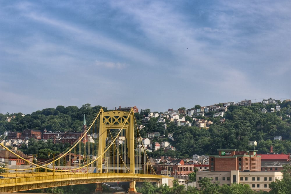 Pittsburgh's Bridges and Tunnels