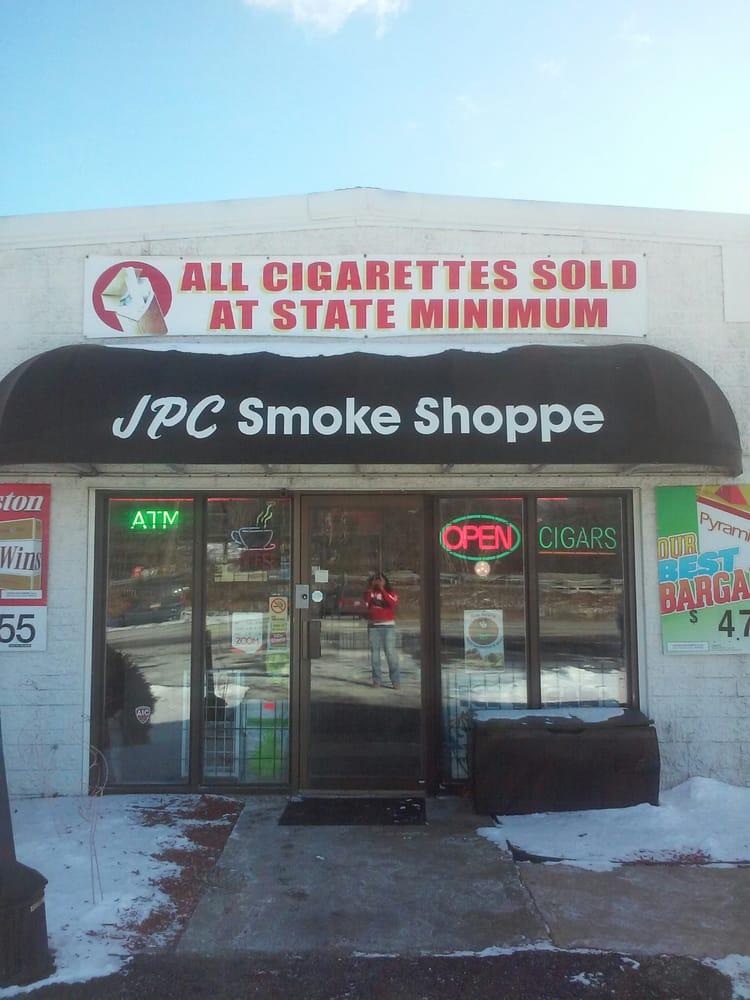 Jpc Smoke Shoppe: 175 Harvest Ln, Mount Pocono, PA