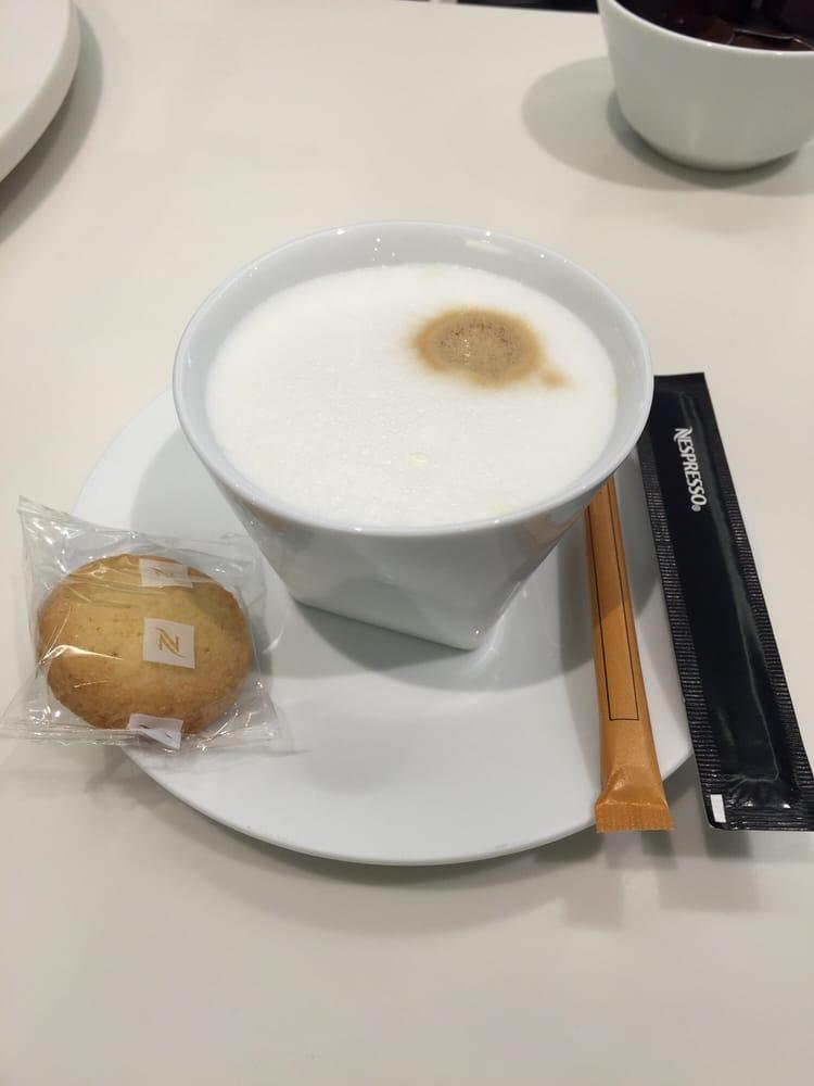 Nespresso  15 Reviews  Coffee & Tea  Ave Louise 1  -> Nespresso Belgium