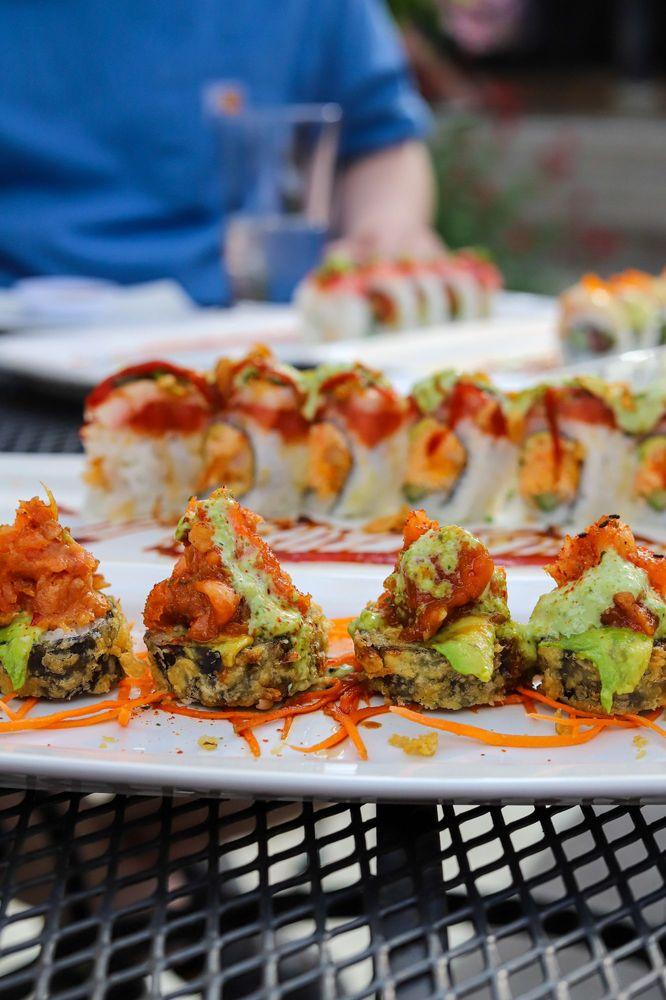 Social Spots from Sapa Sushi Bar and Asian Grill