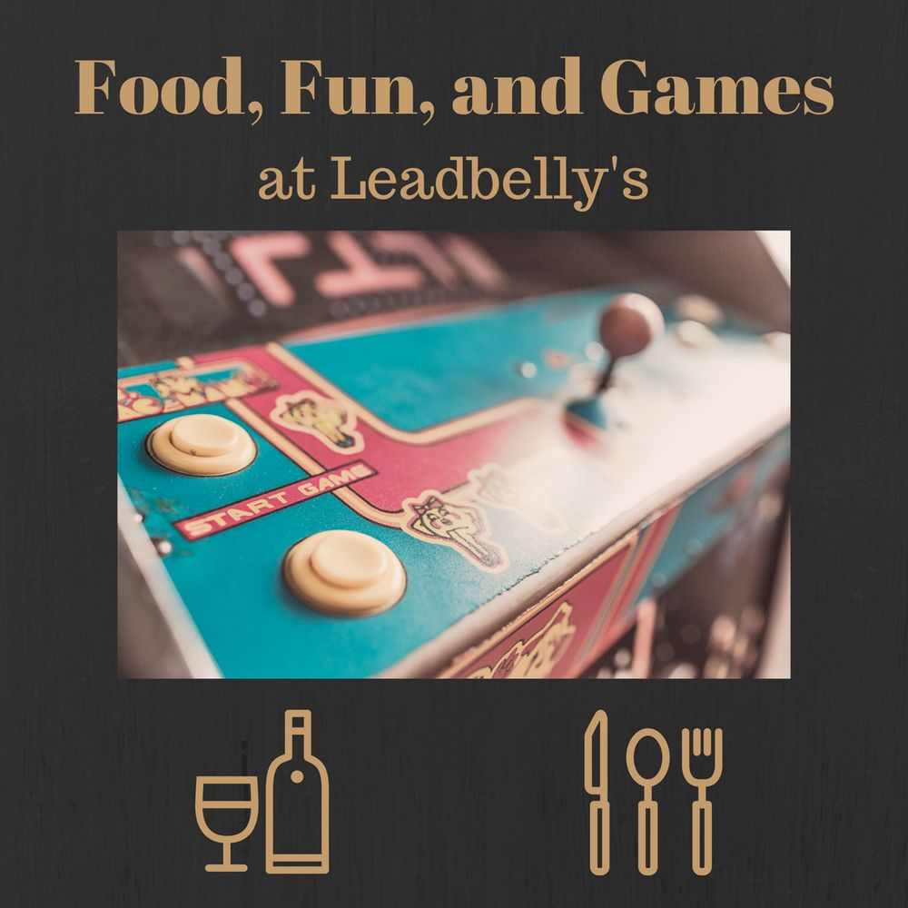 Official Yelp Event: Food, Fun, and Games at Leadbelly's: 601 N Country Fair Dr, Champaign, IL
