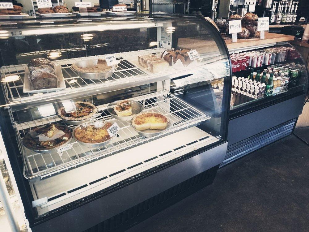 Social Spots from Lulu's Bread & Bagels