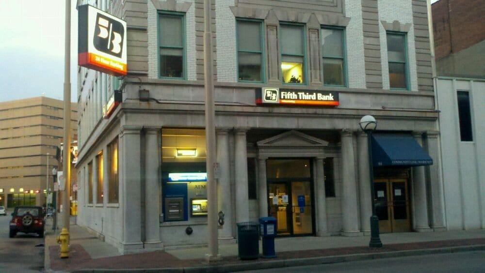 5th third bank cincinnati ohio