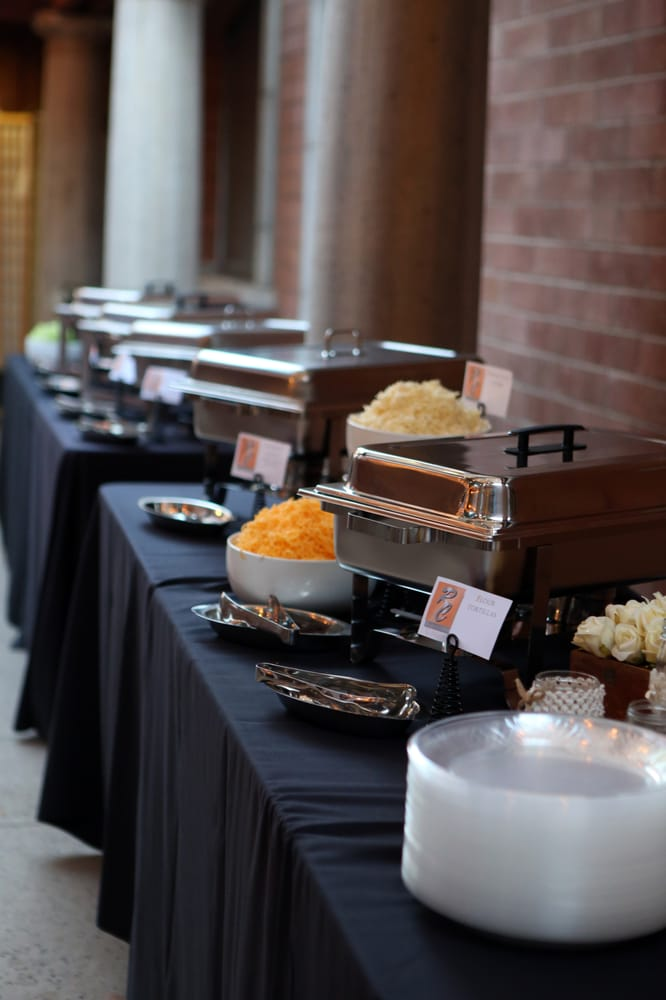 Photo Of Resplendent Cuisine Scottsdale Az United States Fajita Bar For Wedding