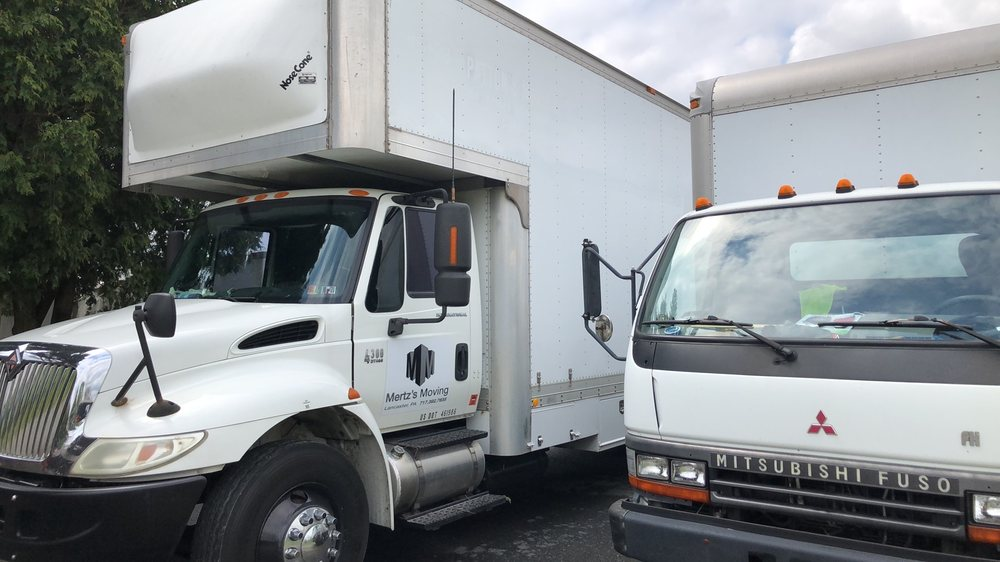 Mertz's Moving: 150 Sylvan Retreat Rd, Columbia, PA
