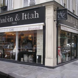 chabin ittah d coration d int rieur 8 rue castellane saint lazare grands magasins paris. Black Bedroom Furniture Sets. Home Design Ideas