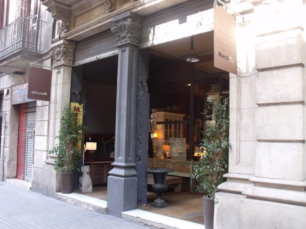 Merc c a tienda de muebles carrer c rcega 299 l for Registro bienes muebles barcelona telefono