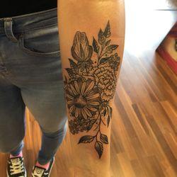 Cape Fear Tattoo - 12 Photos - Tattoo - 1533 S College Rd ...