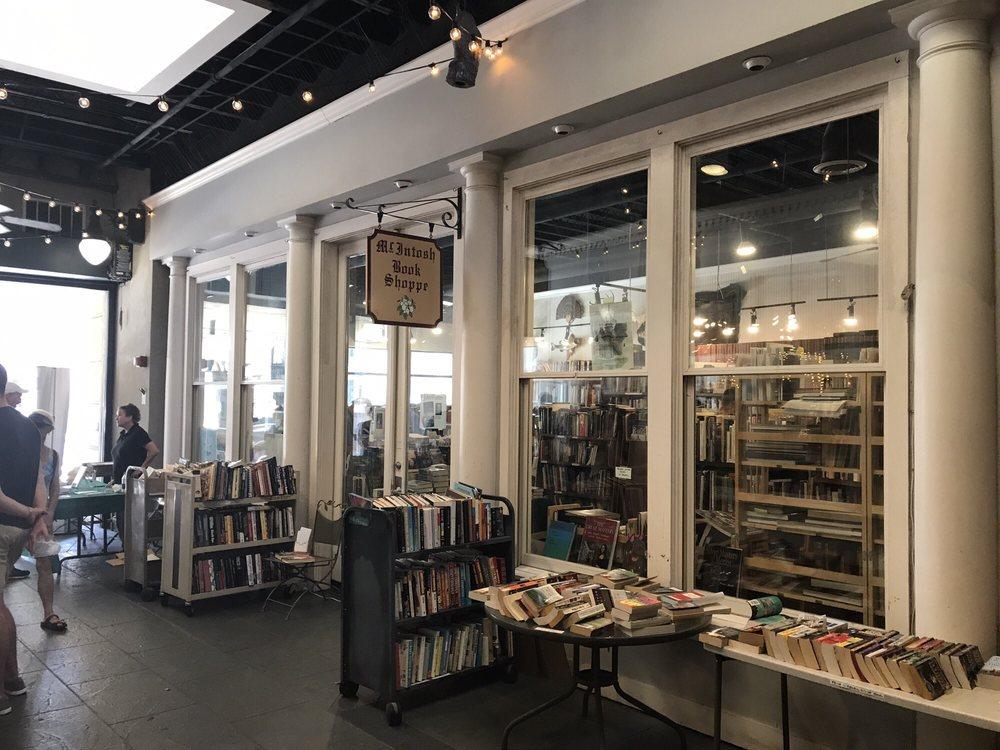 McIntosh Book Shoppe: 919 Bay St, Beaufort, SC