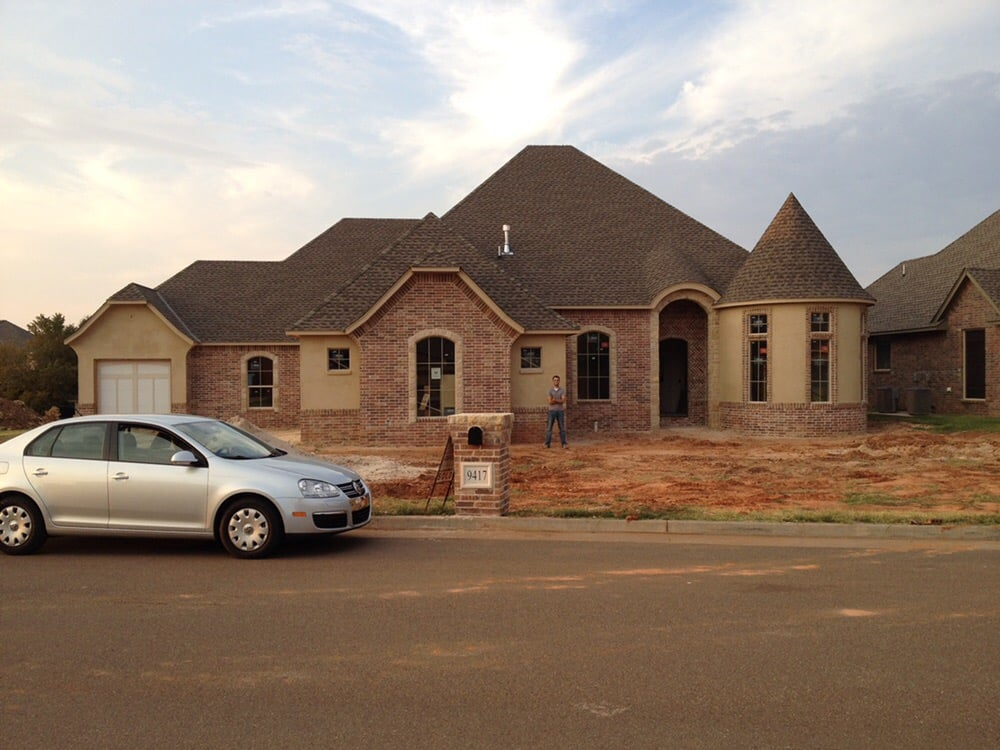 J Hill Homes Builders 3608 Sage Trail Cir Oklahoma