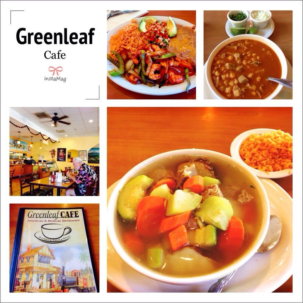 Greenleaf Cafe Whittier Ca