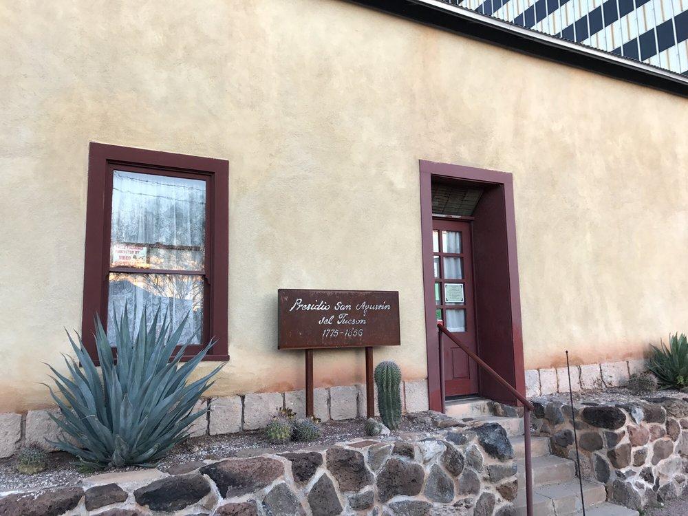 Presidio San Agustin del-Tucson