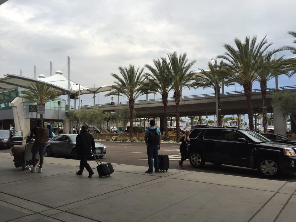 Restaurants Near San Diego International Airport