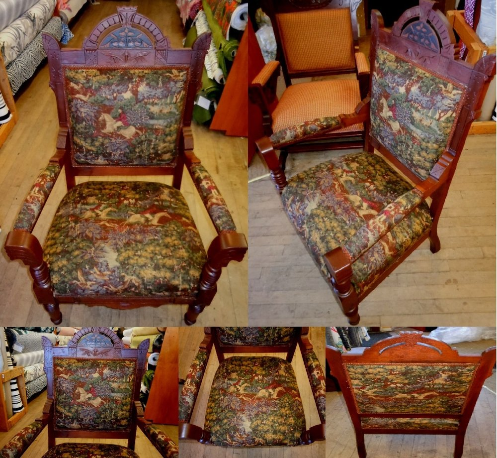Schindler's Fabrics and Upholstery Shop