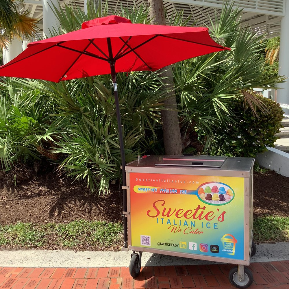 Sweetie's Italian Ice: 2270 NW 6th St, Fort Lauderdale , FL