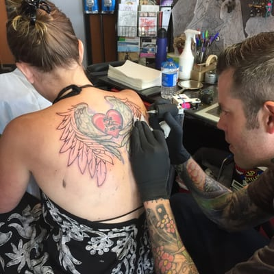 Aces Tattoo 675 S Virginia St Reno, NV Tattoos & Piercing - MapQuest
